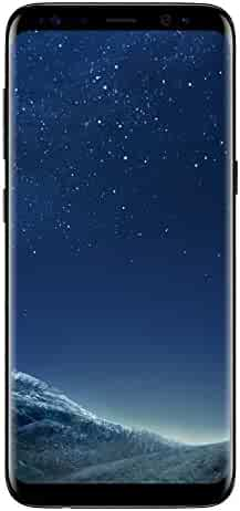 Boost Mobile SPHG950UABB Samsung Galaxy S8 Black 64GB - Prepaid - Carrier Locked ()
