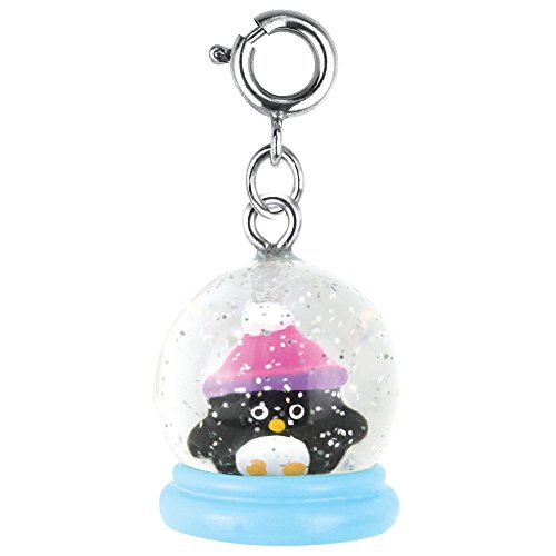 Price comparison product image CHARM IT! Penguin Snow Globe Charm