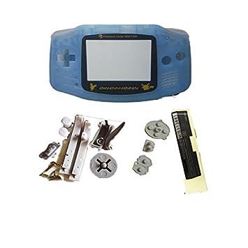 Amazon.com: Hot verde y azul color ajuste Nintendo GBA ...
