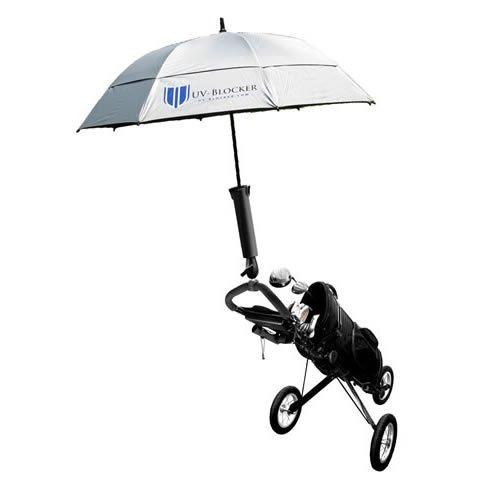 Sun Umbrella Golf Cart Holder Kit