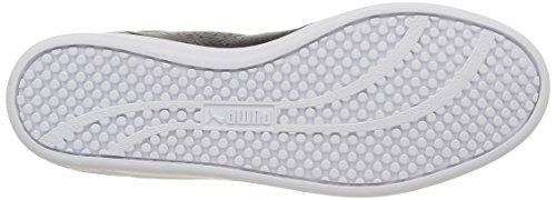 Puma Match Lo Basic Sp, Chaussures de Tennis Femme Bleu (Peacoat/Oatmeal)