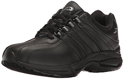 Dr. Scholl's Shoes Women's Kimberly II Work Shoe, Black, 6.5 M US
