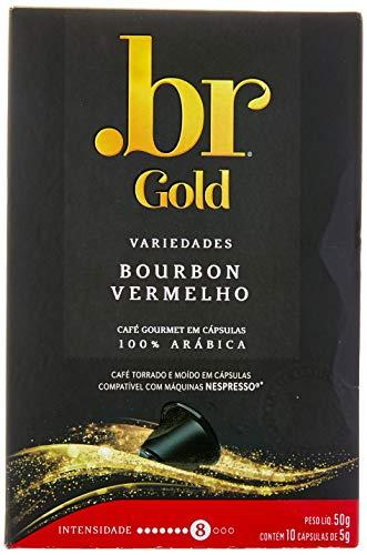 Cápsulas Vermelho Gold Compatível Nespresso