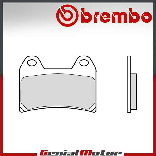 07BB19.35 Pastillas Brembo Freno Delantero 35 para 996 SPS III 996 2000 > 2002