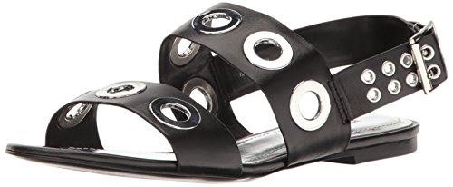 Diesel Women's D-4-darlin D-yeletta F Dress Sandal, Black, 9 M US ()