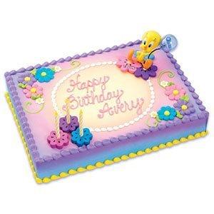 Fabulous Looney Tunes Tweety Bird Light Up Balloon Cake Topper Set By Funny Birthday Cards Online Kookostrdamsfinfo