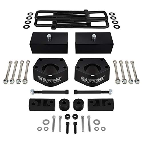 Supreme Suspensions - Full Lift Kit for Toyota IFS Pickup T100 3