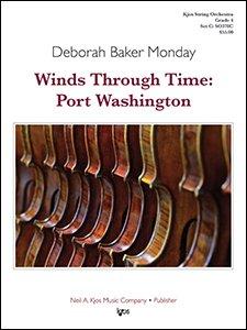 Monday, D.B. - Winds Through Time: Port Washington.