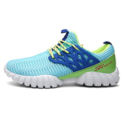 Athletic Blue Shoes Men CHNHIRA Sports Air Gym Trainers Women Fitness Sneakers a Running Walk Casual wOOqdPxt