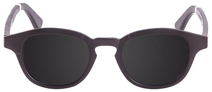 PALOALTO - Gafas de sol Laguna Beach negro mate, bambú ...