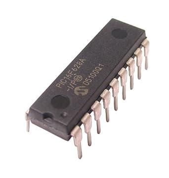 MICROCHIP PIC16F628A-I//P MCU 1 piece 8BIT 20MHZ PIC16 DIP-18