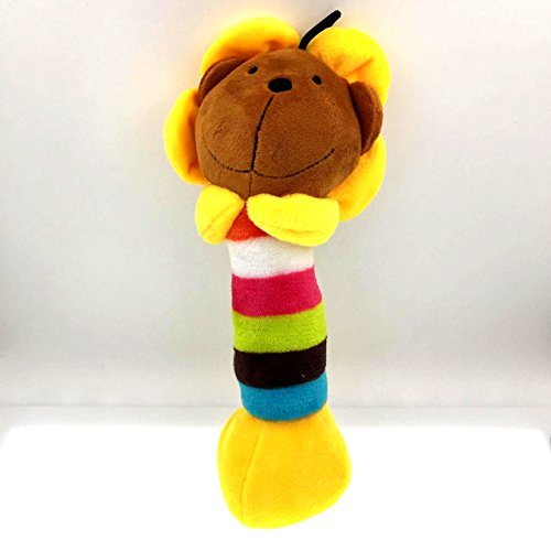 CECII Pet Daily Play Latex Colorful Mini Dog Toy With Squeaky Sound, Pet Squeak Chew Plush Toy for Dog Cat Pet (Dressers And Chests Target compare prices)