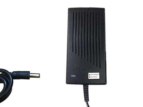 36v Lithium Ion Battery (36V Lithium Ion Battery Charger w/ DC Plug for Electric Bicycle or Scooter, 2 Amp Output, US Outlet)