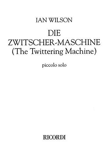 Die Zwitscher-Maschine (The Twittering Machine): Piccolo Solo