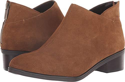 Bella Vita Women's Haven Cognac Suede Leather 7.5 D US W (D)