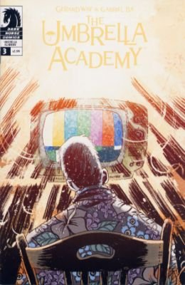 Umbrella Academy Dallas #3