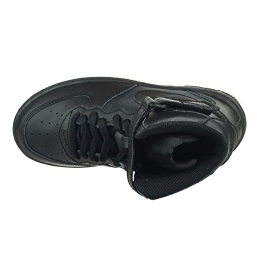 the best attitude a186d 1553c Nike Air Force 1 Mid (PS) Preschool Kids  Shoes Black