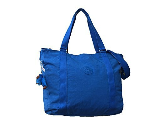 Kipling Adara Medium Tote (One Size, French Blue - Adara Medium Tote