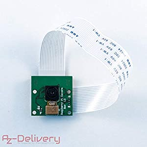 AZDelivery ????? Camera for Raspberry Pi Parent