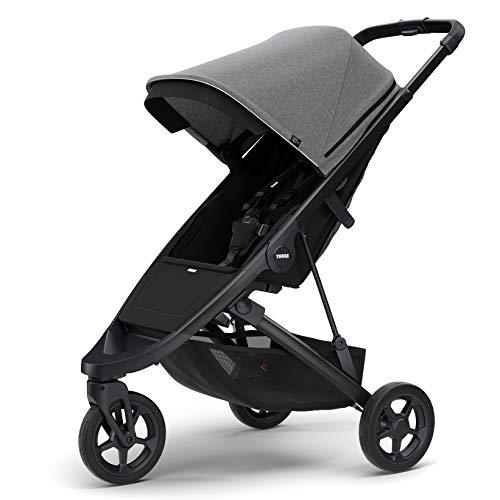 Thule Spring Stroller, Grey Melange