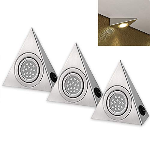 Triangle Led Under Cabinet Light Kit in US - 7