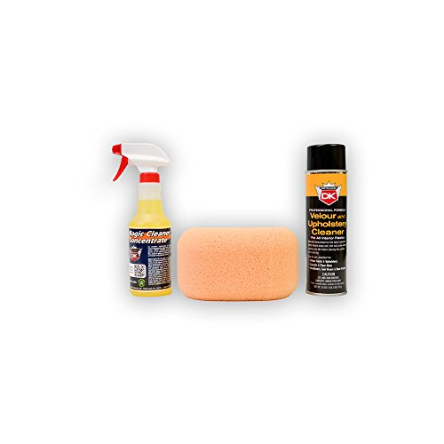 Detail King Headliner Cleaning Car Care Value Kit