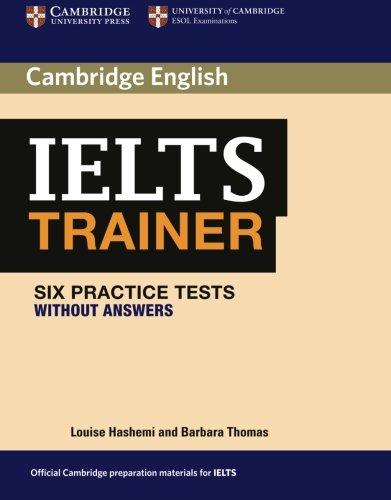 Ielts Trainer (Authored Practice -