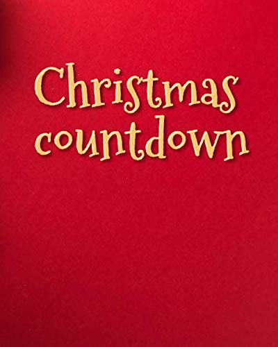 2020 Heritage Card - Christmas Countdown: Journal (Dutch Edition)