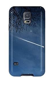 YY-ONE Tpu Matt L Morrow Full Moons And A Falling Star YY-ONE For Galaxy S5