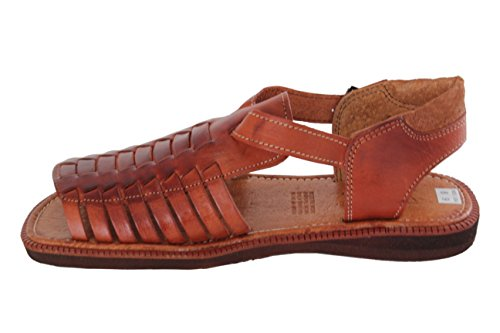 3db0bfd5fce9 Cowboy Professional Men s 451 Rustic Cognac All Real Leather Mexican ...