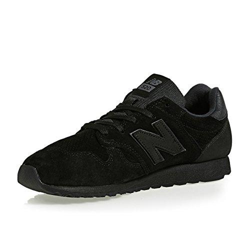 Nuovo Equilibrio Unisex-erwachsene U520v1 Sneaker Mono Nero