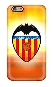 New Valencia Fc Logo Tpu Case Cover, Anti-scratch ZippyDoritEduard Phone Case For Iphone 6