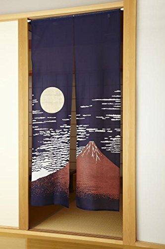 Akafuji Noren Curtain Tapestry Long Type