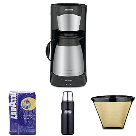 Amazon.com: Café Bundle por Lavazza y Cuisinart: Kitchen ...