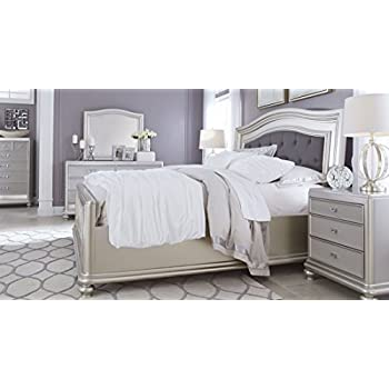 Amazon.com: Ashley B650 Coralayne (4 pc) King Bedroom Set – In Home ...