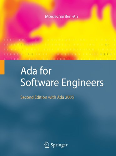 Ada for Software Engineers by Springer
