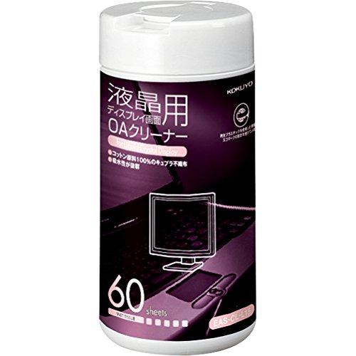 KOKUYO EAS-CL-L15 OA cleaner LCD screen for bottle type (japan import)
