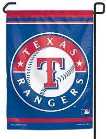 Texas Rangers Garden Flag (11