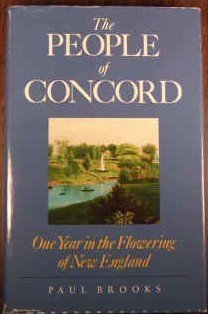 The People of Concord: One Year in the Flowering of New England (Concord 1)