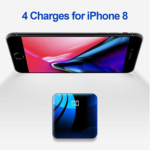 Portable Charger 20000M Power Bank 10000mAh, T-CORE Smallest External Battery lightest Ultra Compact - http://coolthings.us