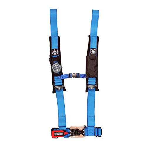 (Pro Armor A114220VB Voodoo Blue 4-Point Harness 2