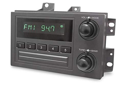 Santa Cruz Radio Motor 4 Compatible with Chevrolet Truck