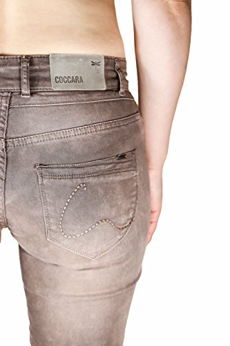 Donna Marrone Jeans Coccara Donna Marrone Coccara Donna Jeans Jeans Coccara wZFqxW6X