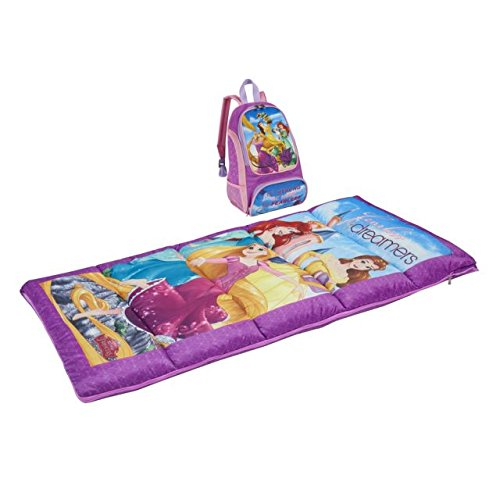 Exxel Disney Princess Oxford Overnight Kit (2 Piece) -