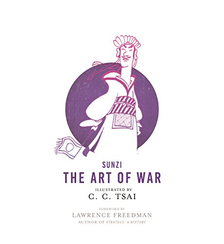Book cover from The Art of War: An Illustrated Edition (The Illustrated Library of Chinese Classics) by Sunzi