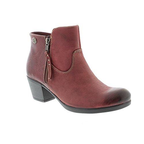Earth Spirit Montgomery - Merlot (Red) Womens Boots