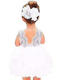Osinnme Little Toddler Girls Party Pageant Dresses