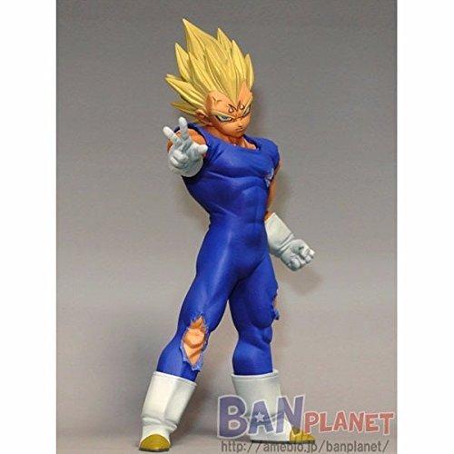 16 cm. Dragon Ball Z Kai DXF Fighting Combination Vol 1 Majin Vegeta Figure PVC Action Figure Packed Without original box
