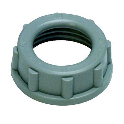 Sigma Electric ProConnex 49325 Rigid Plastic Insulating Bushing 1-1/2-Inch, ()