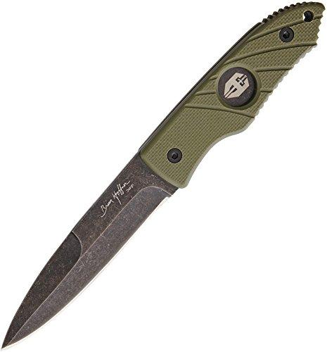 Hand Spear Standard Edge Olive - Edge Olive